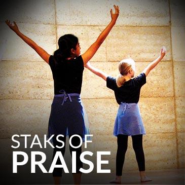StAKs of Praise