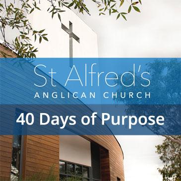 40DaysOfPurpose